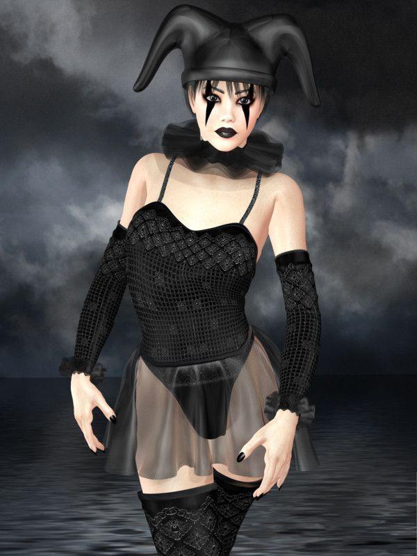 Arlequin / Pierrot