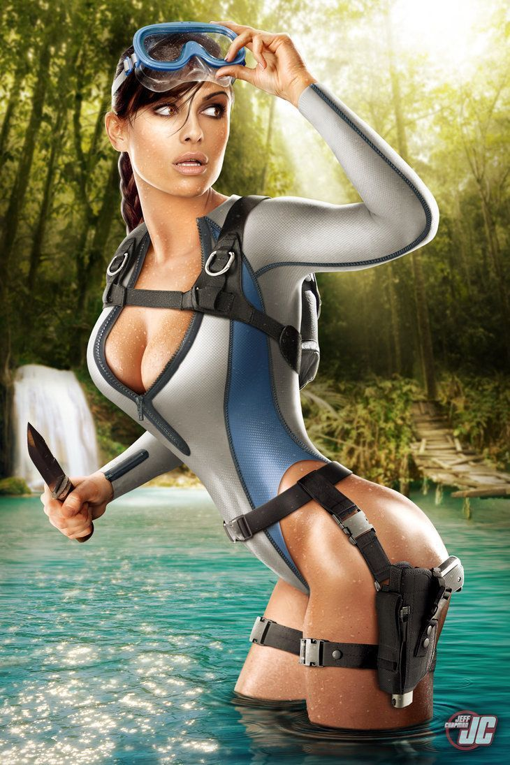 lara croft sex